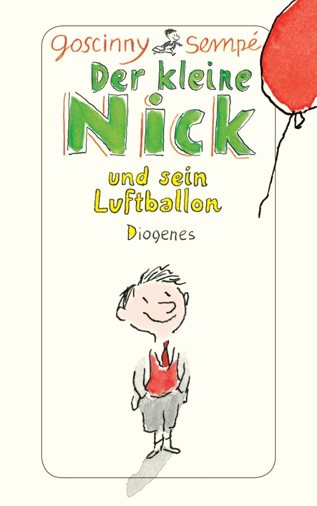 Goscinny Sempé, Frankreich, französische Kinderliteratur, Comic, Kinderbuch, Lieblingsbuch