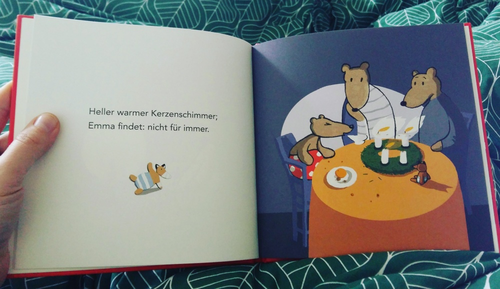 Jutta Bauer, Advent, vorlesen, Bilderbuch, Babys, lesen, Vorfreude