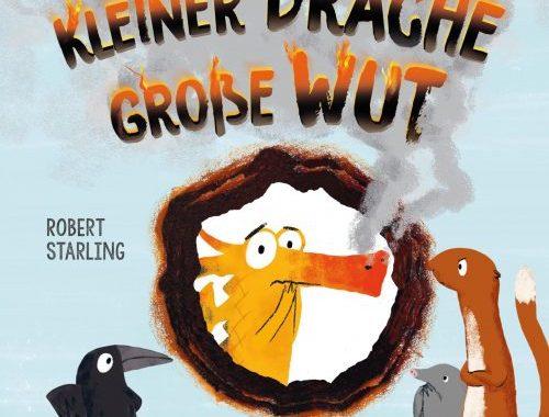 Esslinger, Robert Starling, Trotzphase, Wutanfälle, Bilderbuch, vorlesen