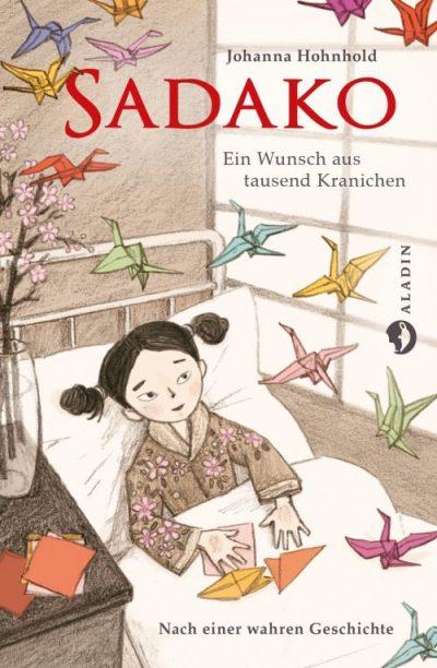 Johanna Hohnhold, Aladin Verlag, Hiroshima, Fukushima, Atomkraft, lesen, Bücher für Kinder, ab 10 Jahren