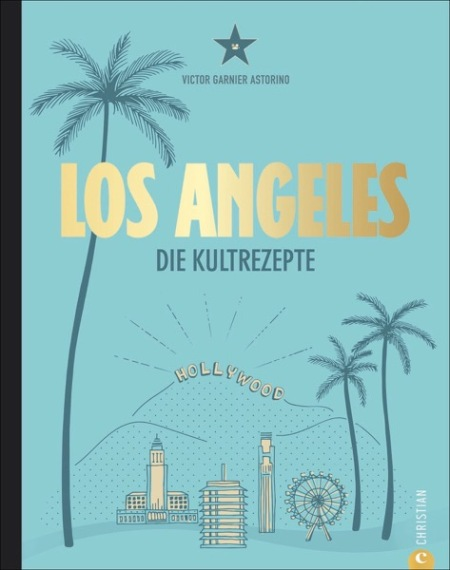 Victor Garnier Astorino, Kochbuch, USA, Amerika, Länderküche, Buchtipp