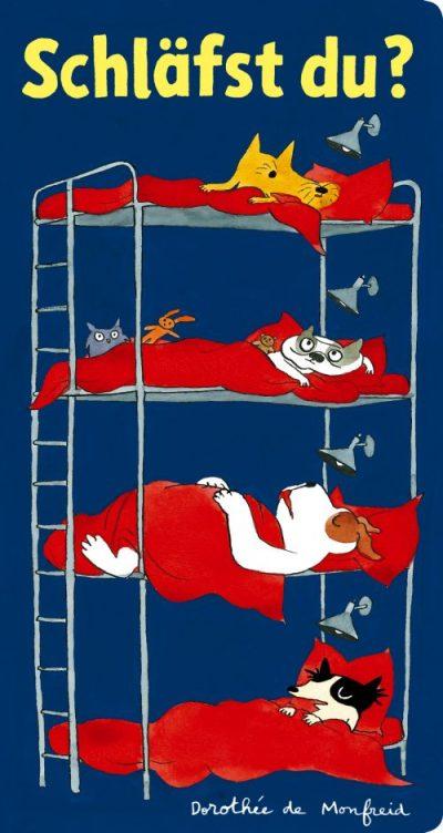 Dorothée de Monfreid, Hundebande, Reprodukt, lesen, vorlesen, Erstleser, Comic