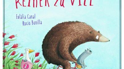 Eulalia Canal, Rocio Bonilla, Ellermann, vorlesen, bilderbuch, freundschaft