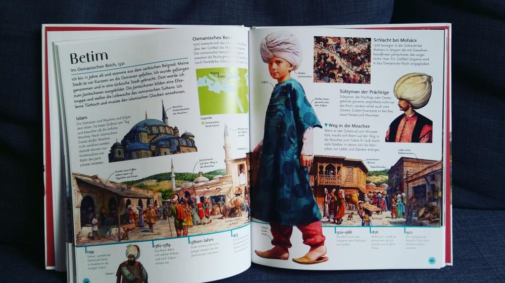 Weltgeschichte, Geschichte, Historisch, für Kinder, ab 8