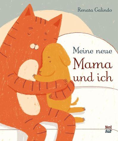 Nord Süd, Renata Galindo, Bilderbuch, Patchwork, Patchworkfamilie, Adoption, Pflegekind, Familie