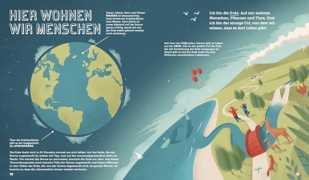 Sachbuch, Weltall, Astronomie, Kinder, 6