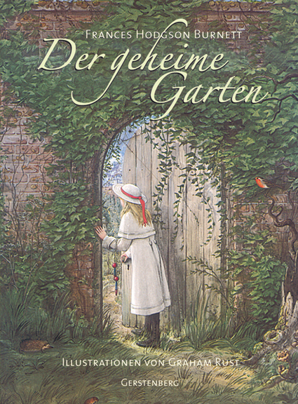 Frances Hodgson Burnett, Klassiker, vorlesen, lesen, Mädchen, Heilsgeschichte