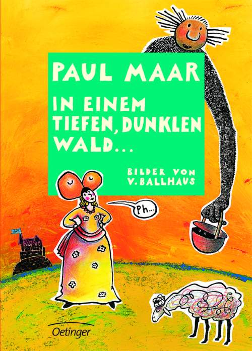 Paul Maar, Klassiker, Kinderbücher, vorlesen, Buchtipps, Familie, Buchblogger, Elternblog