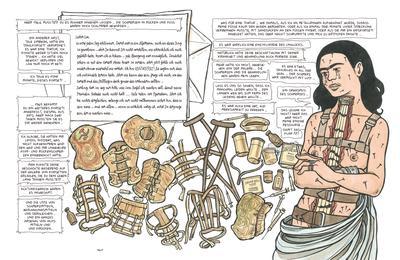 vanna Vinci, Kunst, Künstlerin, Graphic Novel, Comic, Biografie, Comicbiografie