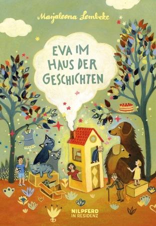 Marjaleena Lembeke, Elsa Klever, Österreichischer Kinder- und Jugendbuchpreis, ab 8