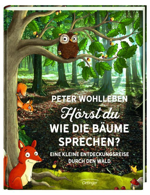 Hörst du wie die Bäume sprechen?