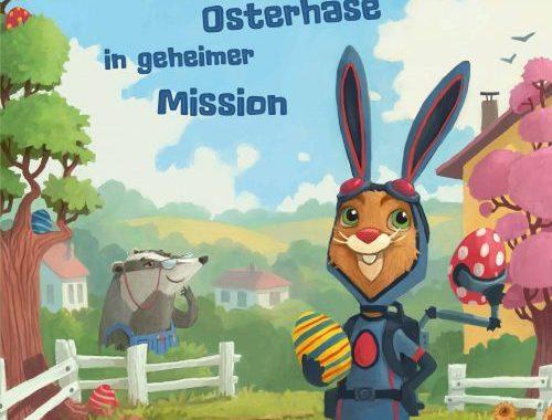 Timo Becker, Katharina Mauder, Thienemann Esslinger, Buchblog, Kinderbücher, Bilderbücher ab 3, Ostern, Osterhase