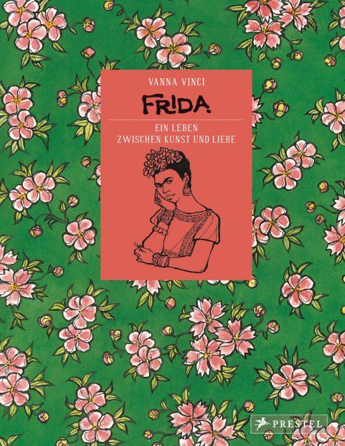 Vanna Vinci, Prestel, Kunst, Künstlerin, Graphic Novel, Biografie, Comic, Kunst, Weltfrauentag