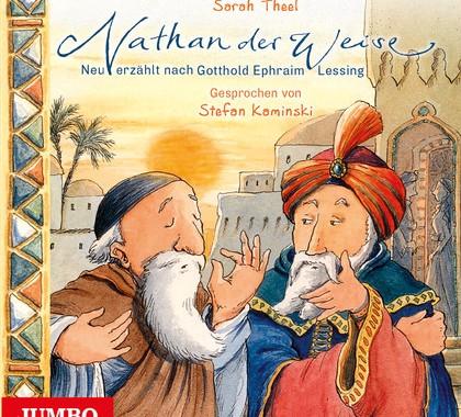 Sarah Theel, Lessing, Stefan Kaminski, Hörbuch, Hörspiel, Toleranz, Vielfalt