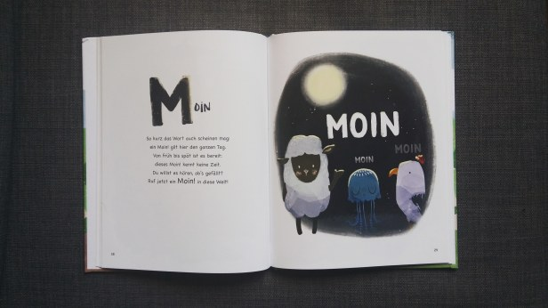 Ferien, Kiel, Bilderbuch, Moin Moin, vorlesen, lesen, Familien