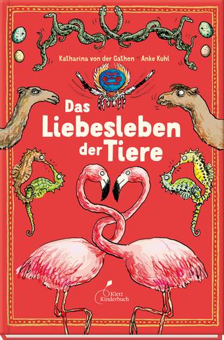 Katharina von der Gathen, Anke Kuhl, Sachbuch, Tier, lernen, Wissensbuch
