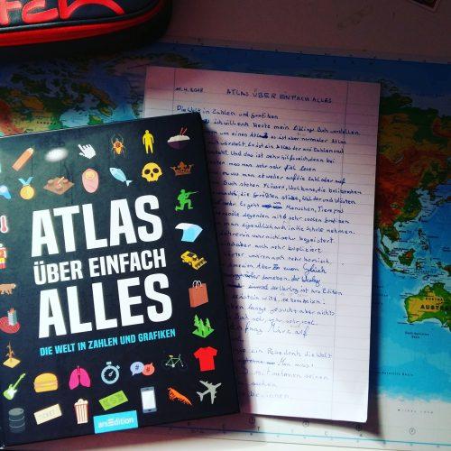 Die Welt in Zahlen und Grafiken, Sachbuch, ab 8,