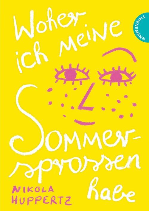 Nikola Huppertz, Thienemann, Jugendbuch, Tod, Vielfalt, Roadtrip, Osten, Roadmovie