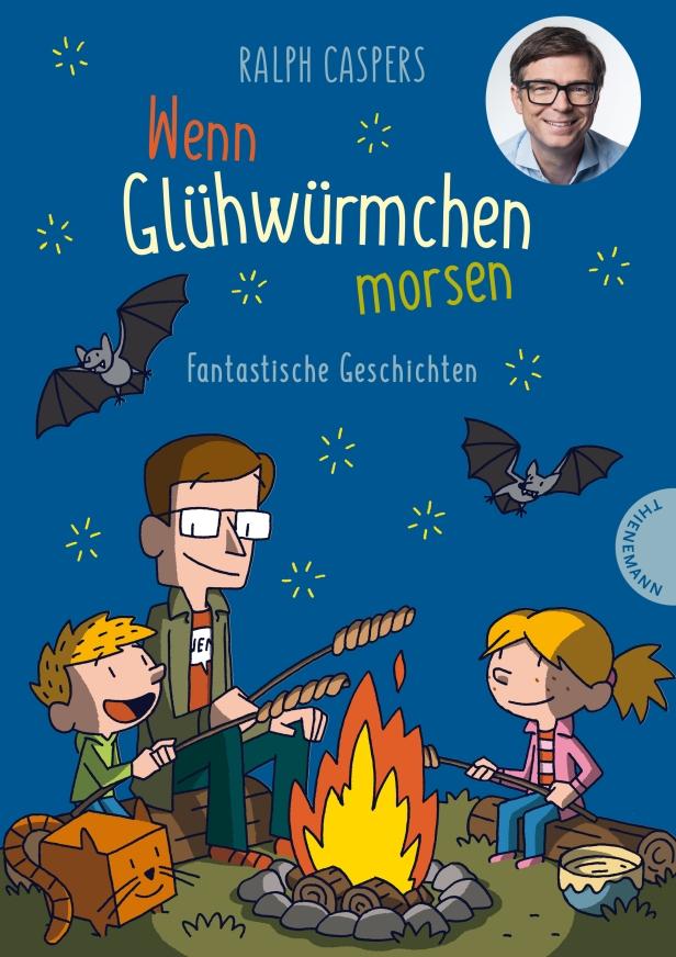 Ralph Caspers, Kinderbuch, vorlesen, lesen, Interview