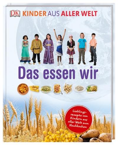 Dorlings Kindersley, Kochbuch, Kinderkochbuch, Sachbuch, Ernährung, essen, Rezepte, Familie