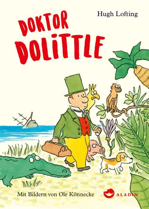 Hugh Lofting, Klassiker, Kinderbuch, vorlesen, Buchtipp, Familie