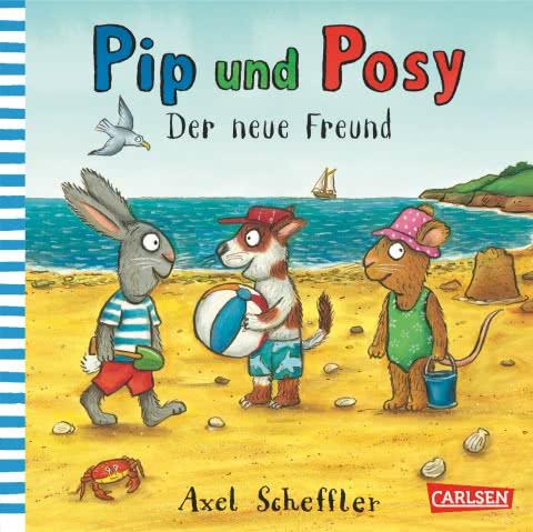 Axel Scheffler, Pappbilderbuch, vorlesen, Freundschaft, Zweijährige, Familie, Kinder, Eltern