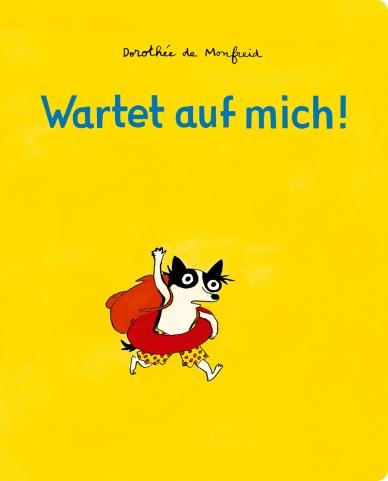 Dorothee de Monfried, Pappbilderbuch, Hund, Freundschaft, Strand, baden, vorlesen, Zweijährige