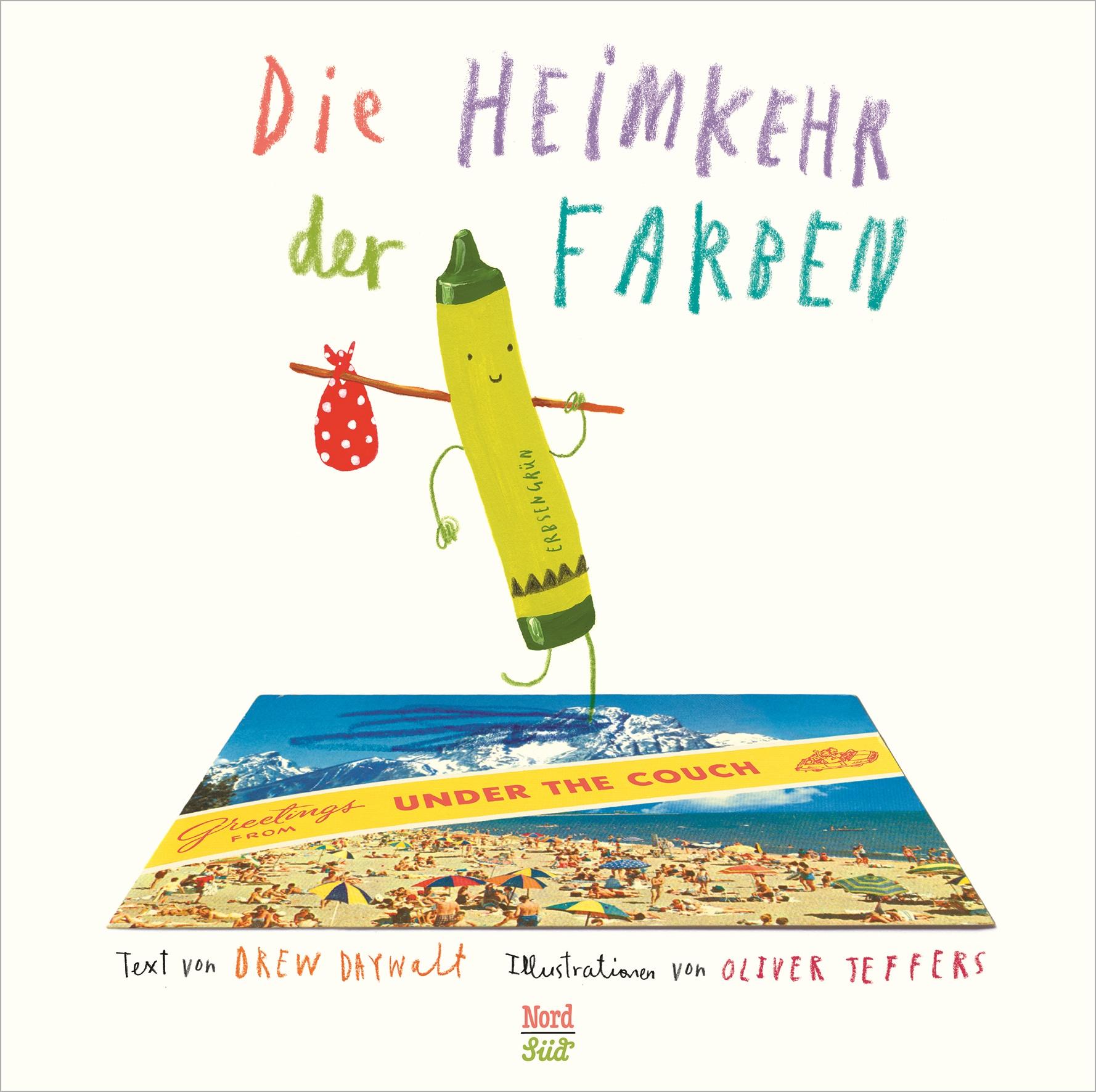 Drew Daywalt, Oliver Jeffers, Bilderbuch, Bestseller, Sommer, Urlaub, Reisen, vorlesen