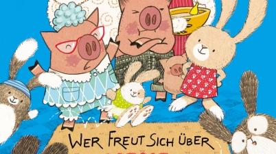 Sarah McIntyre, Magellan, Bilderbuch, Toleranz, Vielfalt, vorlesen, Kindergarten, Familie