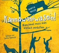 Martin Muser, Hörbuch, Roadtrip, Jungs, Mädchen, vorlesen