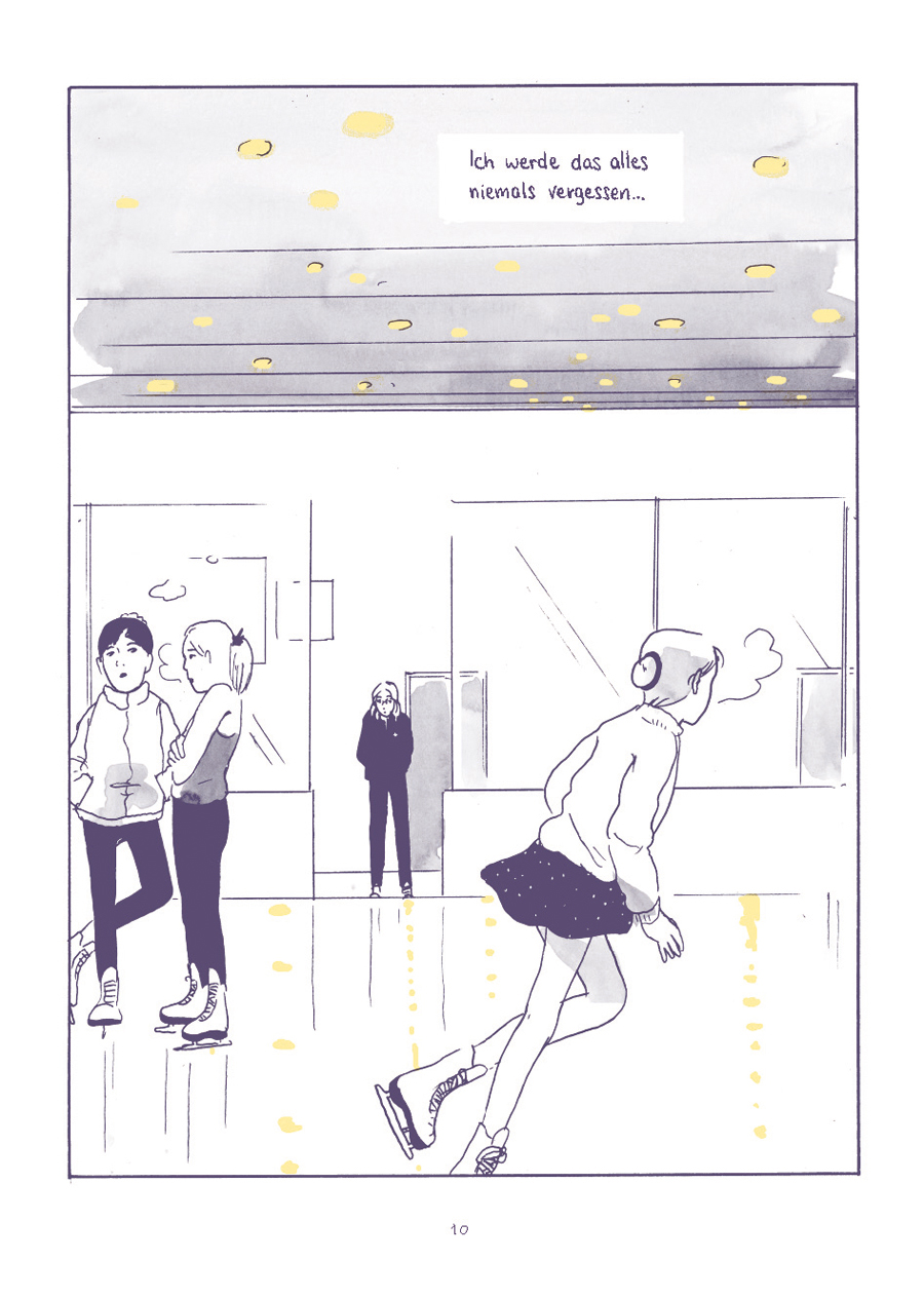 Coming out, lesbisch, graphic novel
