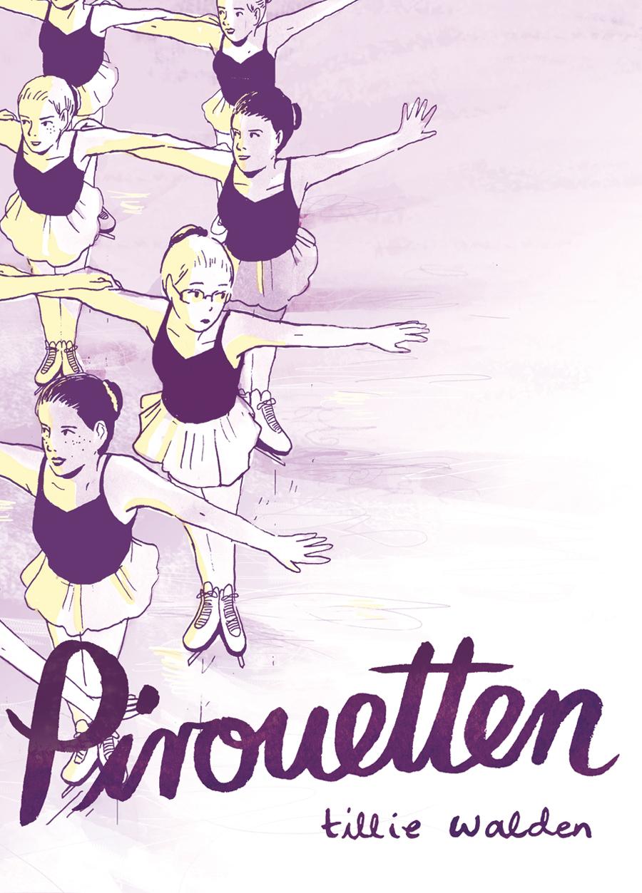 Autobiografie, Graphic Novel, Comic, Eiskunstlauf, Eislaufmutter, Coming out, lesbisch, queer