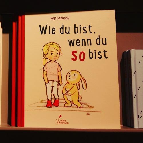 Tanja Székessy, Klett Kinderbuch, gefühle, Bilderbuch,