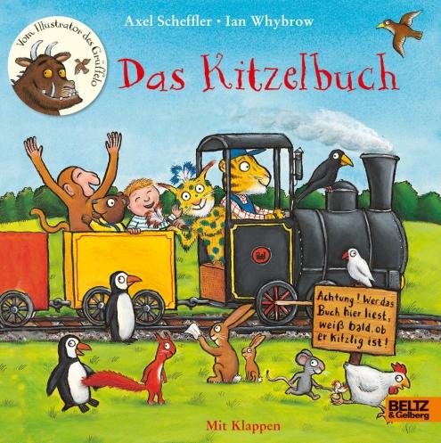 Axel Scheffler, neuerscheinung, ian whybrow, pappbilderbuch, vorlesen