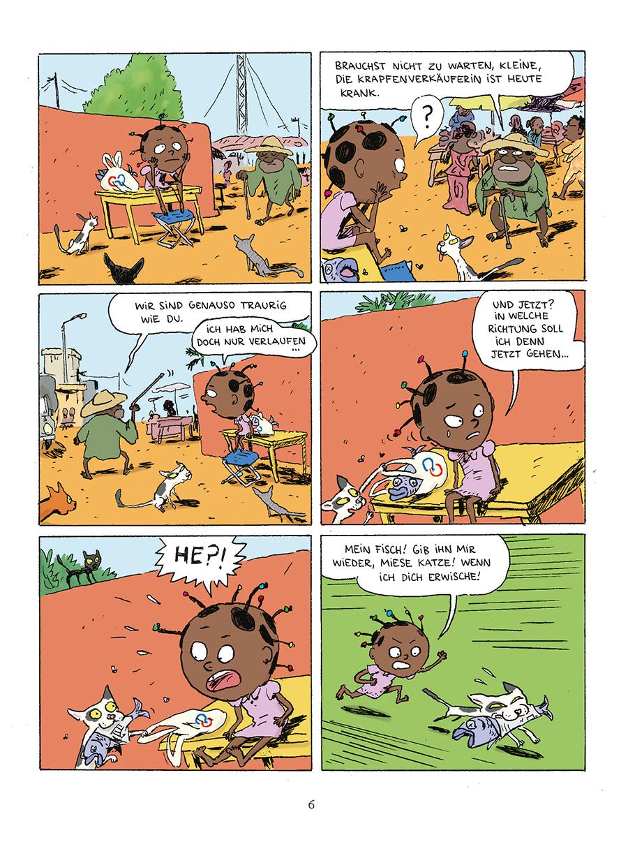 Mathieu Sapin, Marguerite Abouet, Elfenbeinküste, Comic, Ivoren