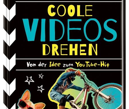 Sachbuch, Filme drehen, Video selbermachen, Kinder, Jugendliche, Smartphone, Handyvideos