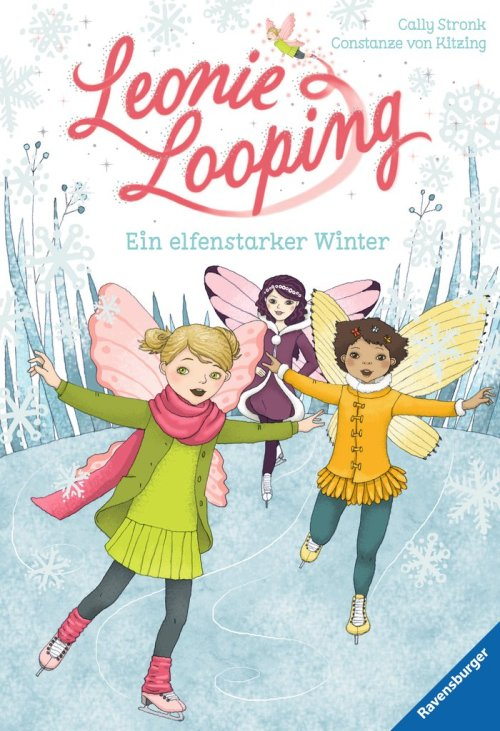 Cally Stronk, Constanze von Kitzing, Erstleser, Mädchen, Elfen, Erstlesebücher, Kinderbücher