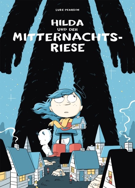 Luke Pearson, Reprodukt, Comic, Kindercomic, Kinder, Netflix, lesen, Tipp