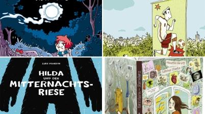 Graphic Novel, Jugendbücher, Buchtipps, Rezensionen
