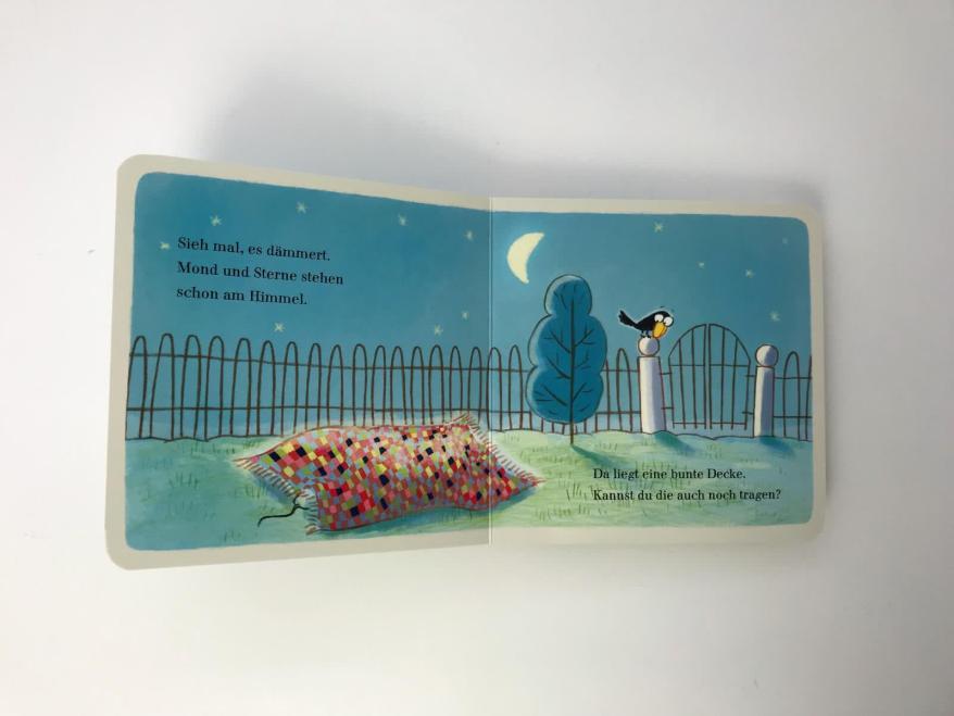 Astrid Henn, Pappbilderbuch, Bilderbücher, vorlesen, einschlafen, Einschlafbegleitung, Eltern