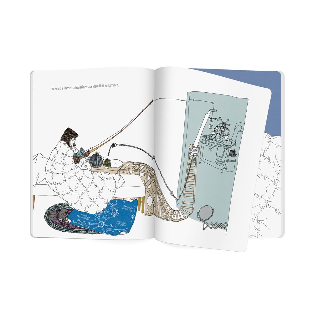 Lani Yamamoto, Bilderbuch, ab 5, für Kinder, schüchtern, Einzelgänger