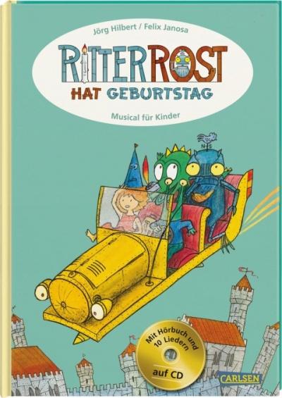 Jörg Hilbert, Felix Janosa, Kinderbuch, Kindermusical, Kindermusik