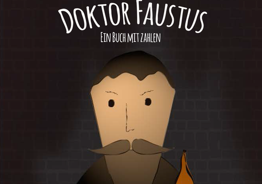 Monika Kruse-Köhn, Faust, Goethe, Pappbilderbuch, Bilderbuch, Weltliteratur, Klassiker
