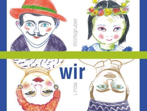 Linda Wolfsgruber, Tyrolia, Vielfalt, Toleranz, Vorurteile, Bilderbuch, vorlesen, Kindergarten, Diversity