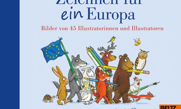 Beltz&Gelberg, Moritz Verlag, Axel Scheffler, Illustratoren, Bilderbuch, Europawahl, EU, Europa-Wahl, Politik für Kinder, lesen, vorlesen