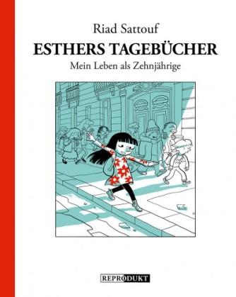 Esthers Tagebücher, Reprodukt 2017