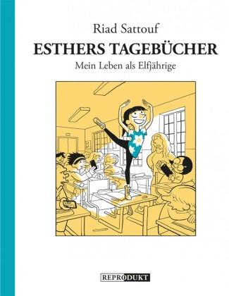 Esthers Tagebücher, Reprodukt 2018