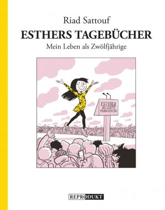 Esthers Tagebücher, Reprodukt 2019