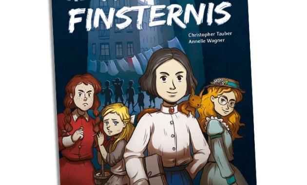 Christopher Tauber, Annelie Wagner, Kindercomic, Frauenwahlrecht, Gleichberechtigung, Erster Weltkrieg