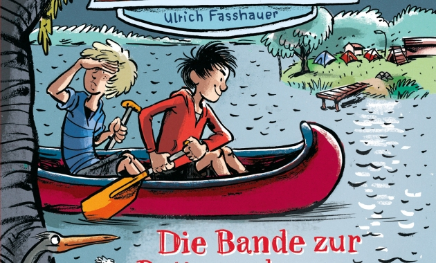 Ulrich Fasshauer, Magellan, Kinderroman, Kinderbuch, ab neun Jahren, Jungs, Bücher, Abenteuer, selber lesen
